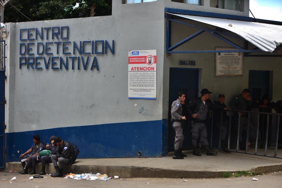 Mynor David Vásquez, fungió como director del Preventivo para Hombres de la zona 18. (Foto: Wilder López/Soy502