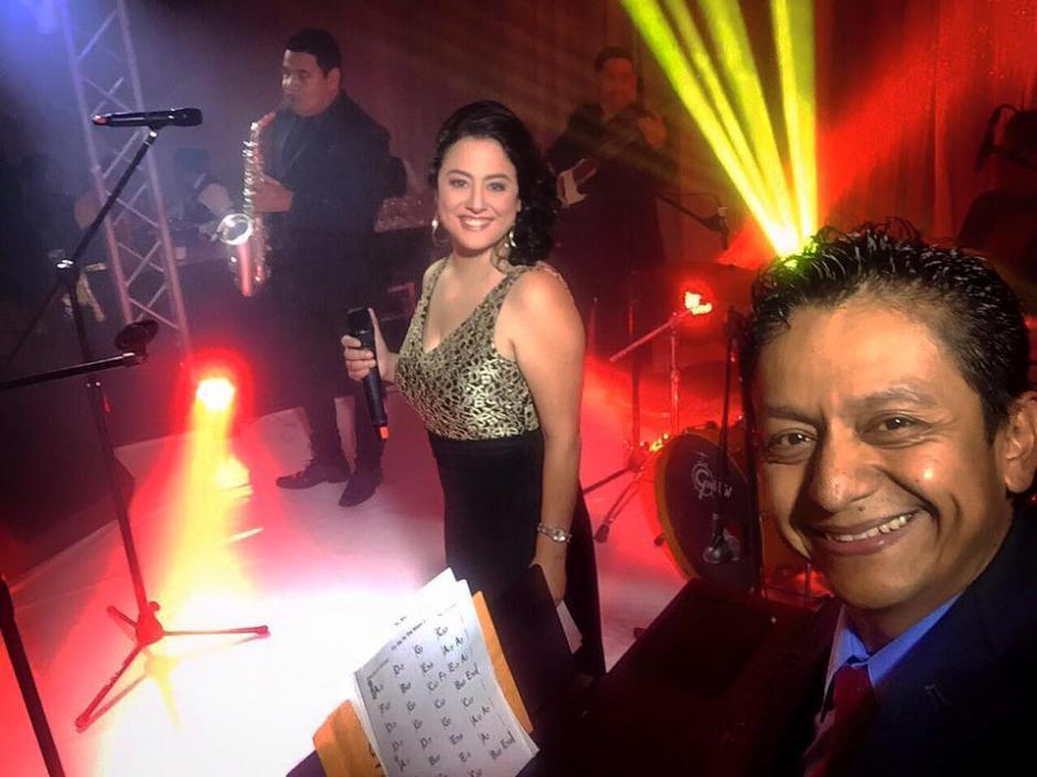 """La guatemalteca desea participar en el festival: """"Gracias a Dios"""".  (Foto: Facebook)"""