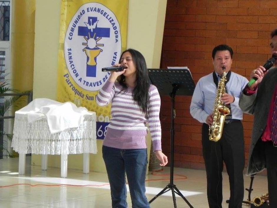Susy es una soprano guatemalteca. (Foto: Susy Figueroa)