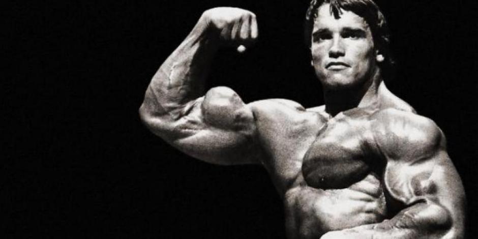 A sus 23 años, Schwarzenegger ganó el título Mr. Olympia. (Foto: Trome)