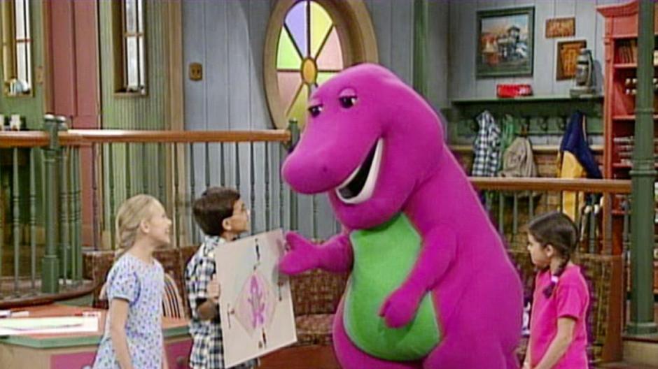 Barney entretuvo a varias generaciones de niños. (Foto: t13.cl)
