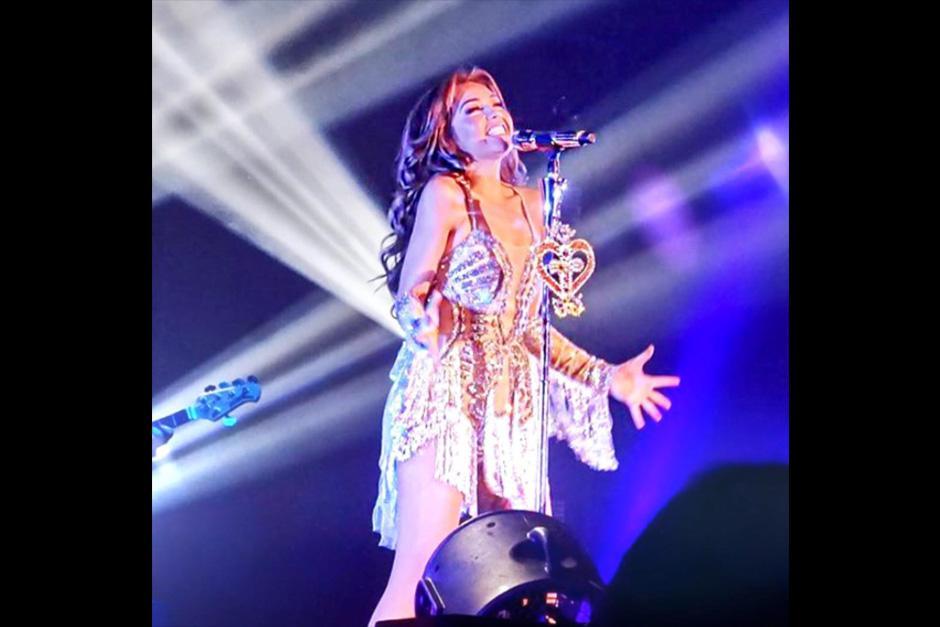 Thalía está acostumbrada a bromear con sus fans. (Foto: Instagram)