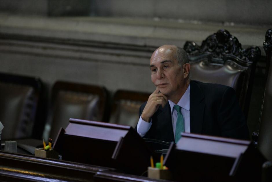 Mario Taracena no logró su reelección. (Foto: Archivo/Soy502)