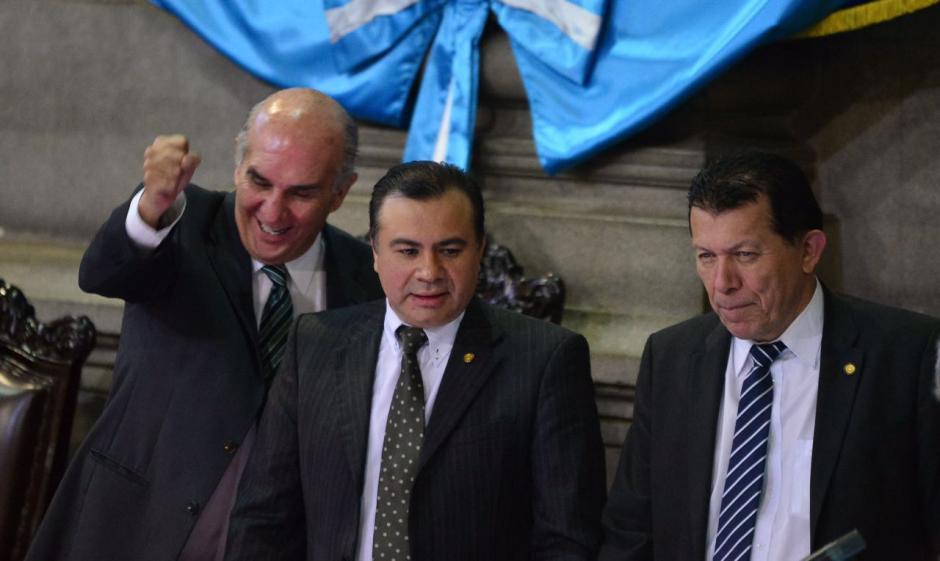 Taracena dice tener 96 votos para su reelección. (Foto: Archivo/Soy502)
