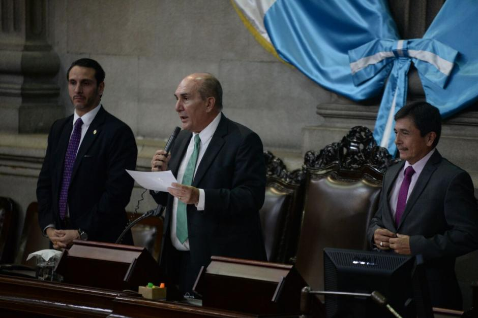 La sesión duró 10 minutos. (Foto: Wilder López/Soy502)