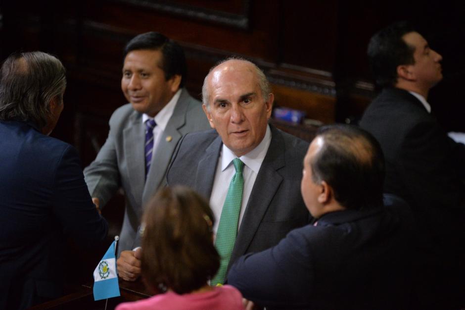 La propuesta de Taracena ha sido rechazada en dos ocasiones. (Foto: Wilder López/Soy502)