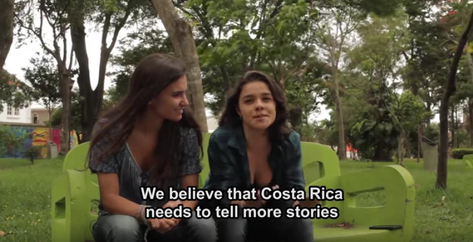 Las actrices desean aportar más historias al cine de la región. (Foto: Youtube)