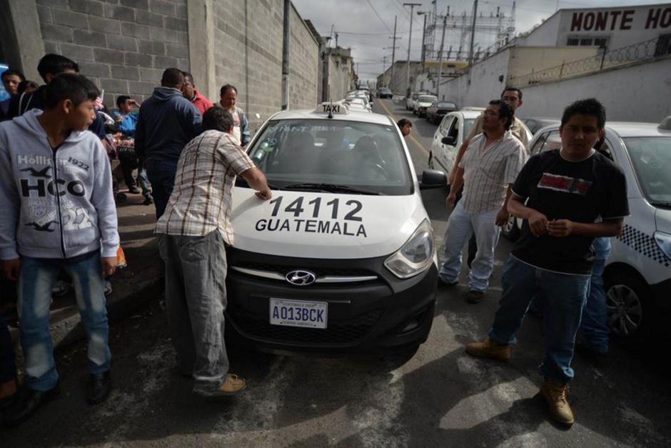 Los pilotos guatemaltecos que deseen enviar su papelería a Uber pueden hacerlo, ya que ellos lo utilizan como un medidor de ampliación. (Foto: Archivo/Soy502)