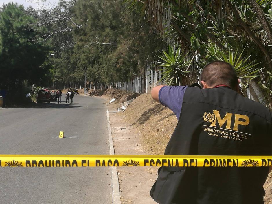Cinco taxistas han sido asesinados durante este día. (Foto: Jorge Sente/Nuestro Diario)
