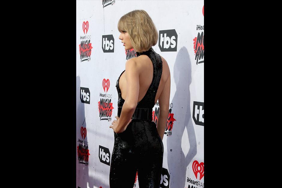 Taylor ganó el premio a la Mejor Gira Musical. (Foto: AFP)