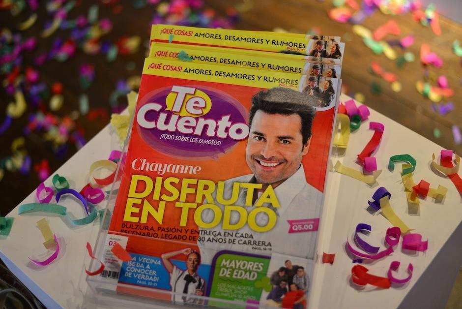 La revista saldrá cada 15 días, a partir del 15 de julio, a un costo de Q5. (Foto: Wilder López/Soy502)