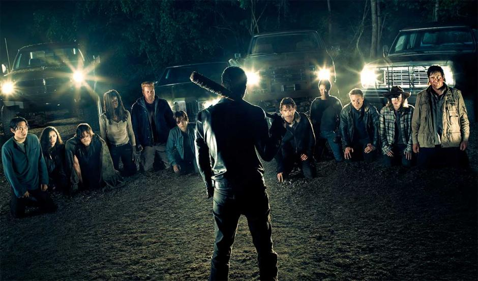 The Walking Dead sigue ganando seguidores. (Foto: The walking dead)