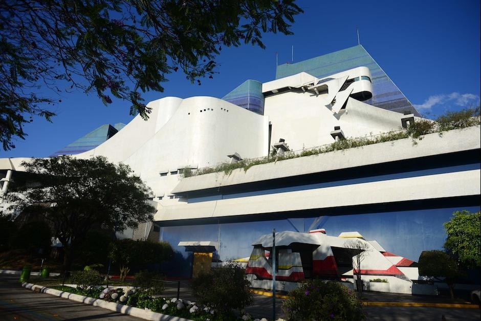 El Centro Cultural Miguel Ángel Asturias es una de sus máximas expresiones. (Foto: archivo/Soy502)