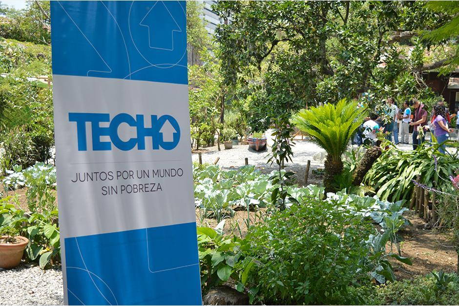 TECHO lanza una ¡Alerta por la Pobreza! para crear conciencia. (Foto: Camila Chicas/Soy502)