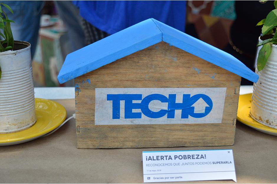 Se espera recaudar Q2 millones para construir viviendas en las comunidades. (Foto: Camila Chicas/Soy502)