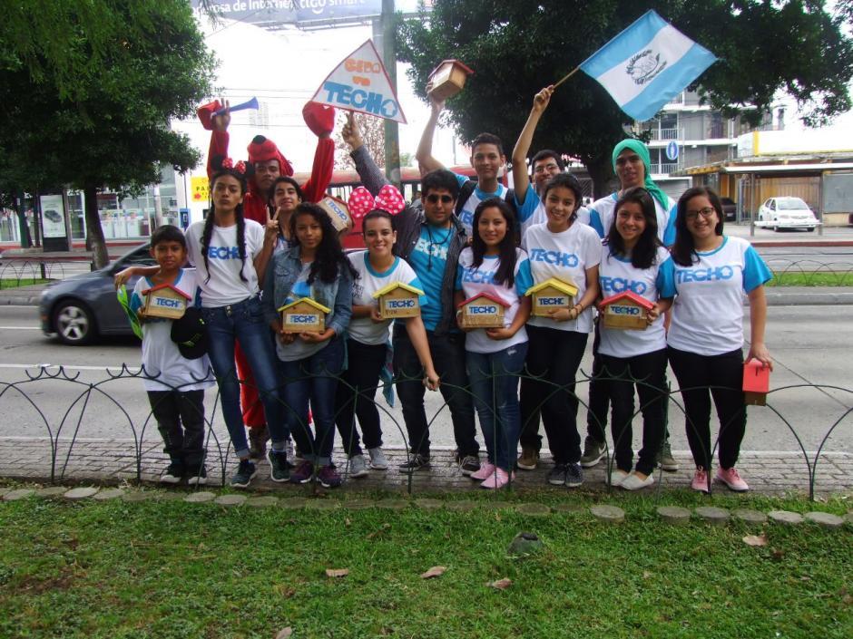TECHO culminó oficialmente su campaña ALERTA POBREZA este sábado 4 de junio. (Foto: TECHO)