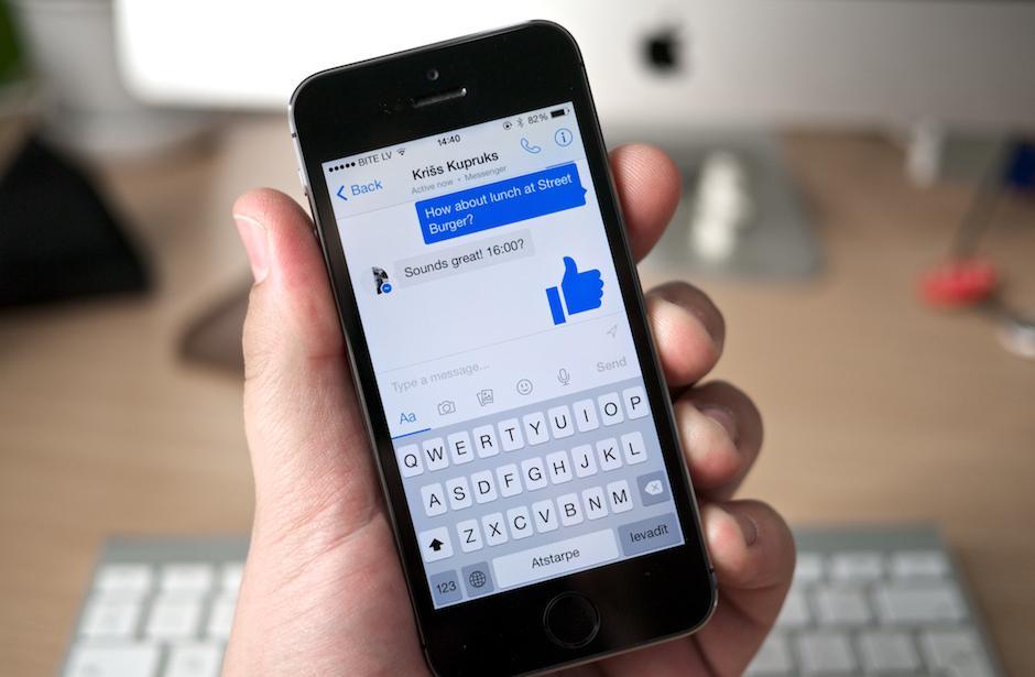 Escuchar y compartir música con Facebook Messenger es más fácil de lo que crees. (Foto: techspective.net)