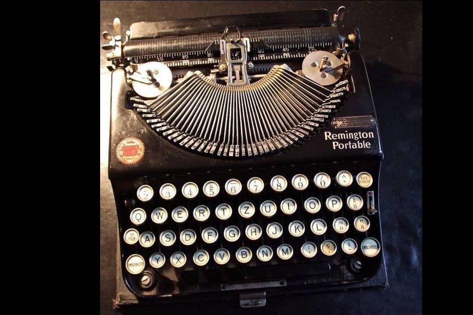 En 1930, August Dvorak intentó crear un teclado que tuviera todas las vocales en la fila central. (Foto: Archivo)