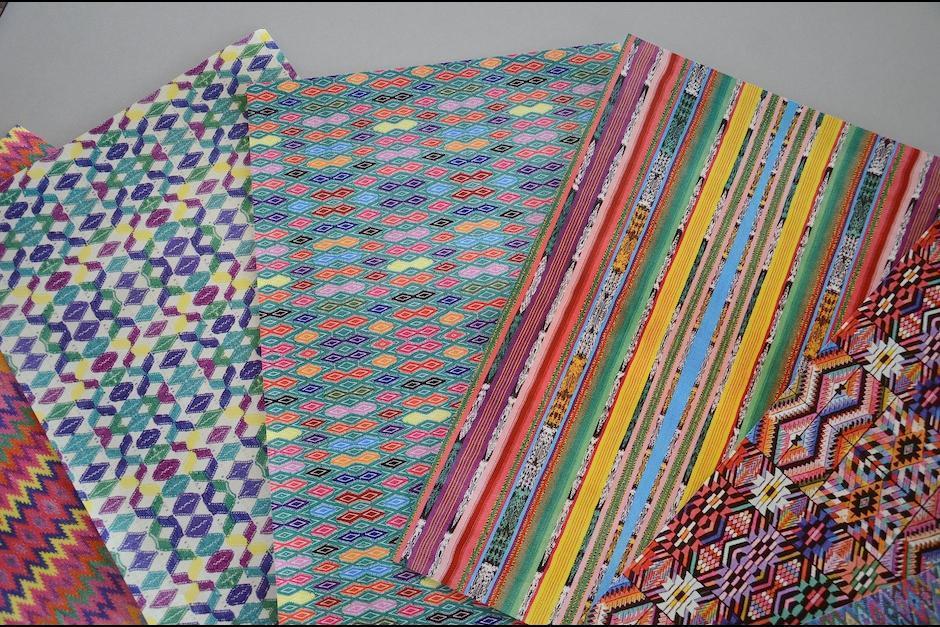 El colorido de los textiles típicos de guatemala enamoran a millones en el mundo. (Foto: Soy502)