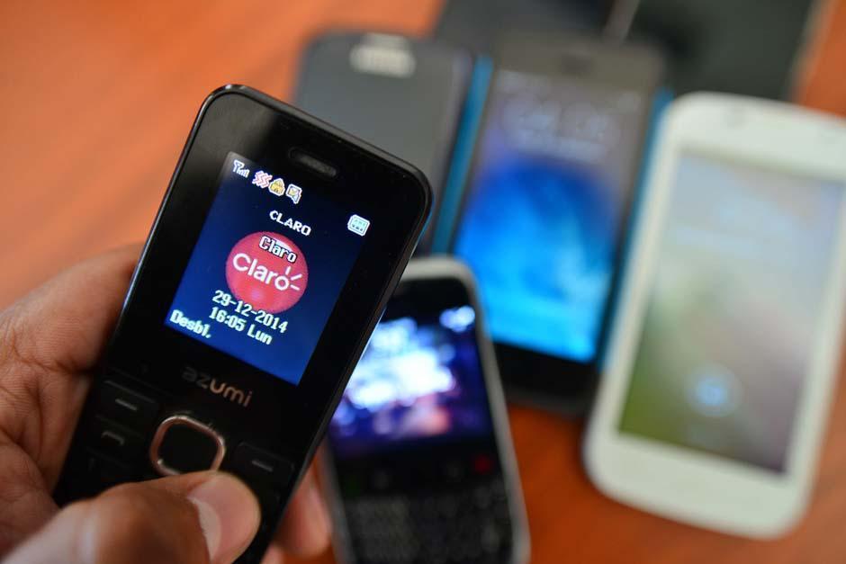 El Renap revisaría que los datos con los que fueron registrados los teléfonos sean reales. (Foto: Archivo/Soy502)
