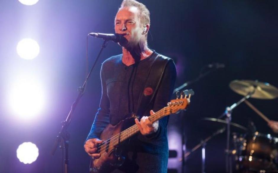 Sting fue quien realizó el concierto en conmemoración a las 90 víctimas que fueron asesinadas en ese lugar. (Foto: telegraph.com)