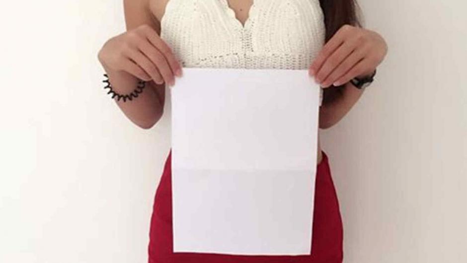 21 centímetros debe tener la cintura según el desafío de la cintura A4. (Foto:  telemundo.com)
