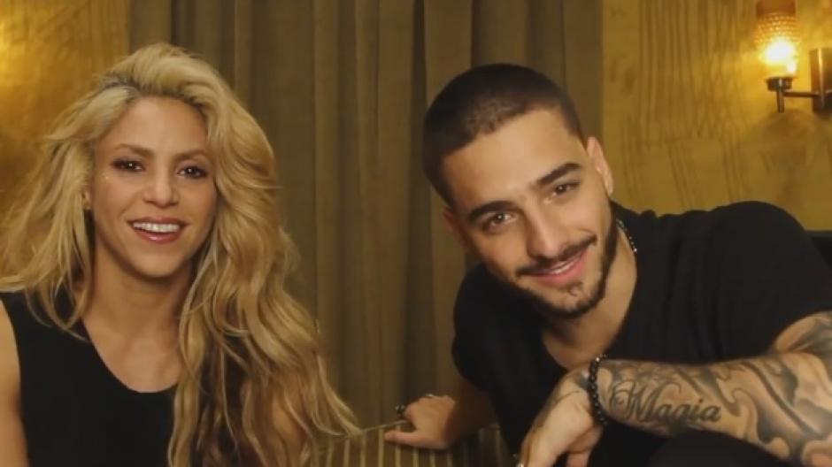 Al parecer el género urbano ha ayudado a Shakira a regresar a la palestra musical. (Foto; Televisa)
