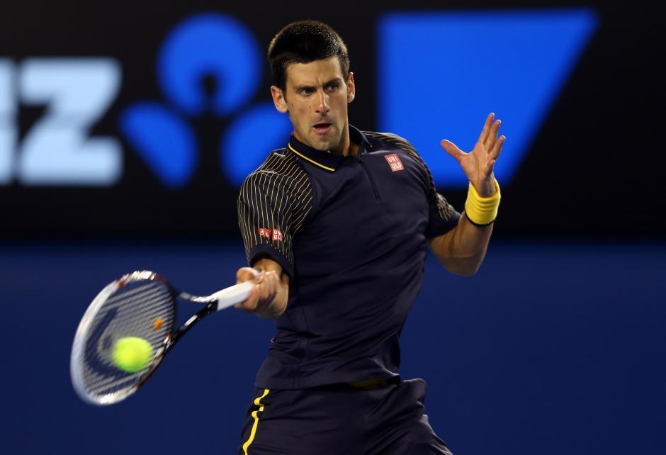 Novac Djokovic avanza a loscuartos de final del masters de Miami