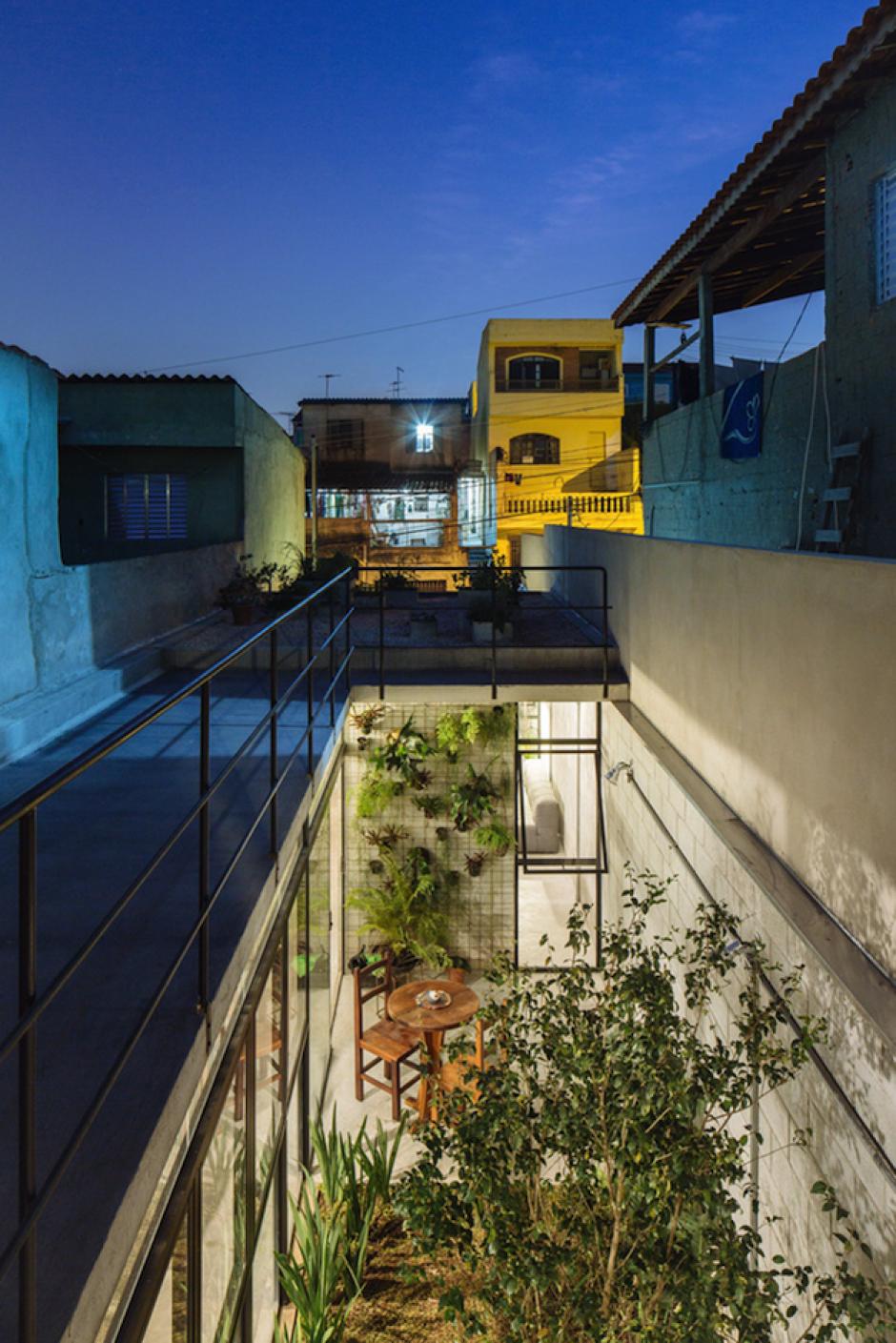 La arquitectura también es parte de las charlas de diseño. (Foto: Terra e Tuma)