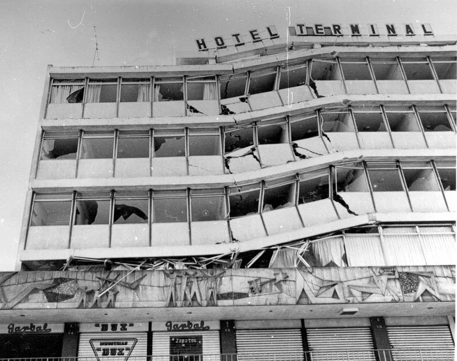 El terremoto dejó daños en distintos edificios y casas. Fue un día que recuerdan como si fuera ayer muchas personas que sobrevivieron a esa tragedia. (Foto: Departamento del Interior de Estados Unidos)