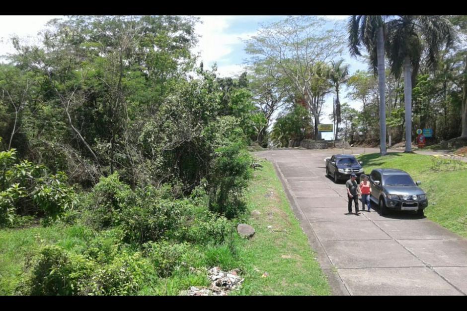 Un terreno de más de 500 metros cuadrados ubicado en Torremolinos I. (Foto: MP)