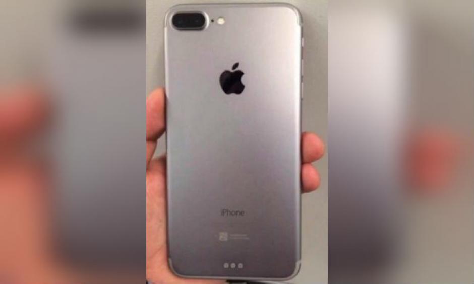 Así podría ser el modelo del iPhone 7 Plus. (Foto: MacRumors)