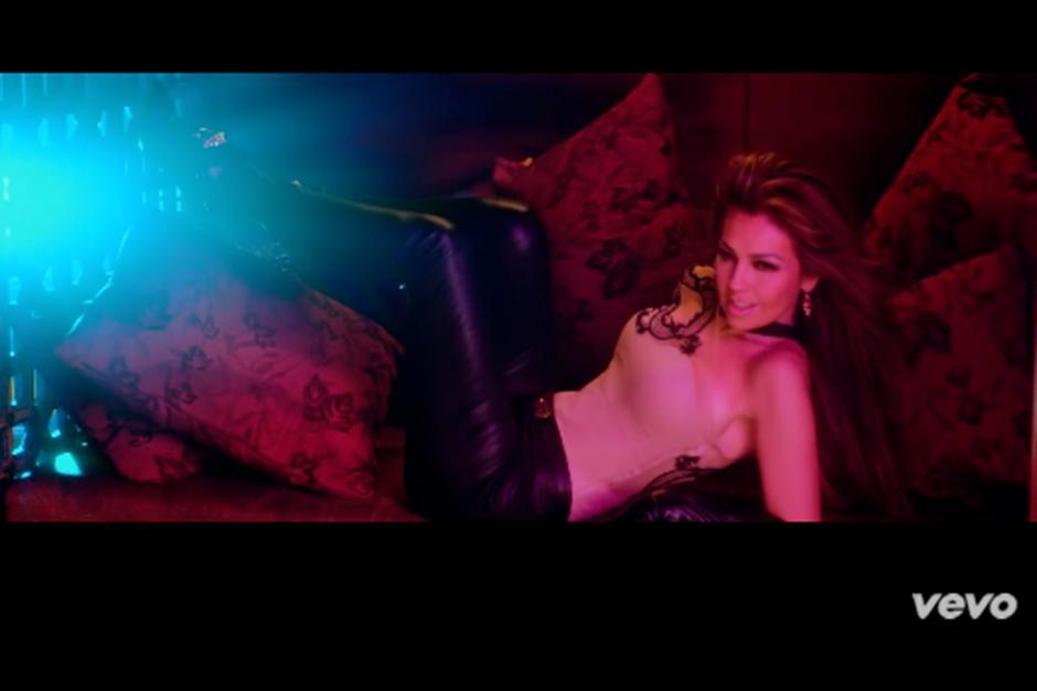 Thalía regresa a la música más fuerte que nunca. (Foto: YouTube)