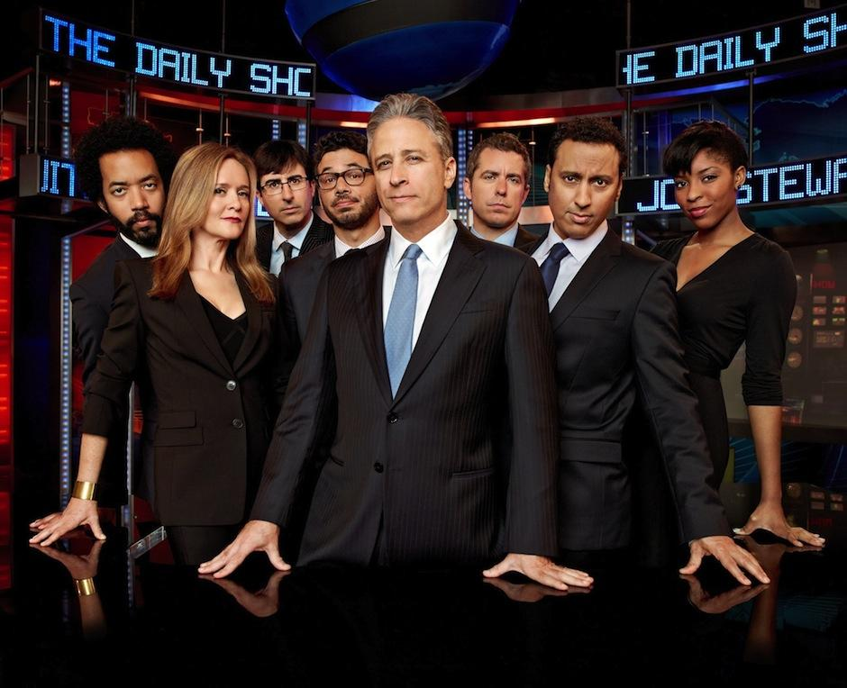 The daily show. (Foto: collider.com)
