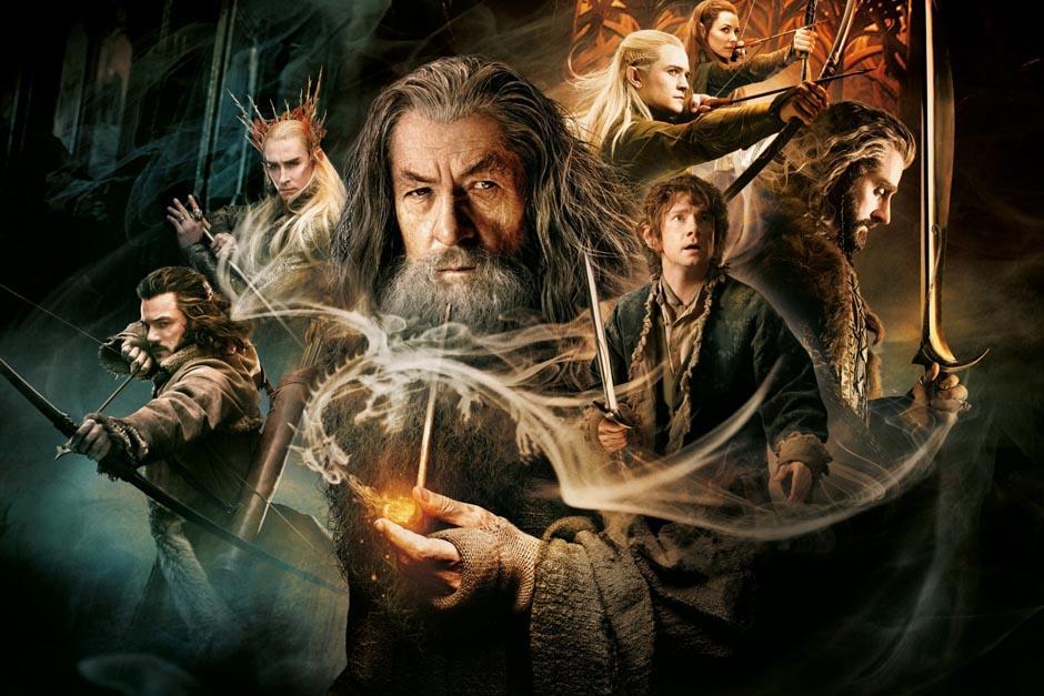 La segunda parte de la trilogía de El Hobbit recaudó 298 millones de quetzales en taquilla durante la última semana de diciembre en Estados Unidos
