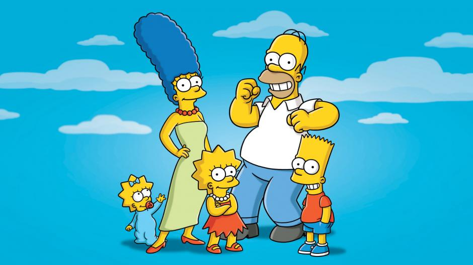 La Familia Simpson esta integrada por Homero, Marge, Bart, Lisa y Maggie. (Foto: justgoodvibe.com)