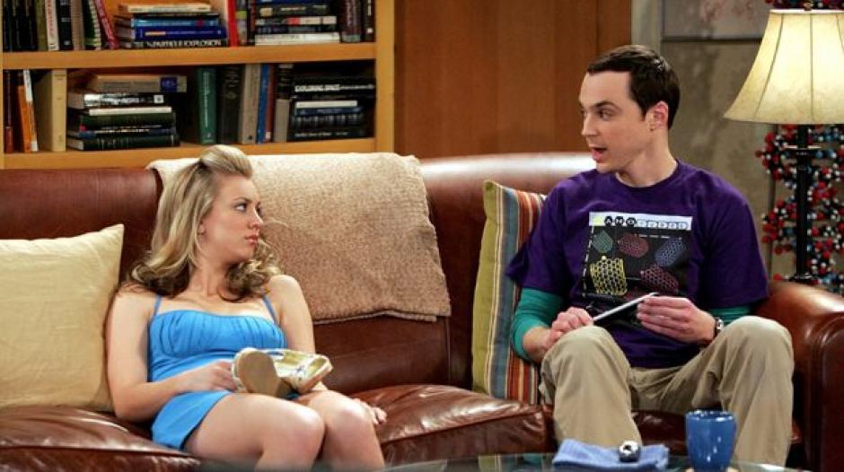 """Sheldon es uno de los protagonistas de la serie """"The Big Bang Theory"""". (Captura de pantalla: YouTube)"""