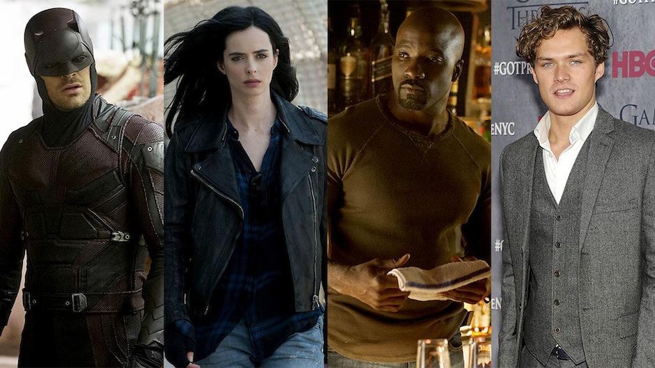 The Defenders es la nueva entrega de Netflix. (Foto: Geeky)