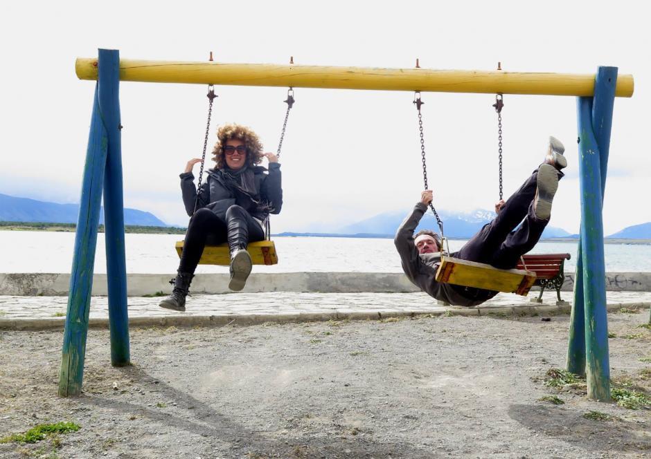 Los apasionados viajaron por Latinoamérica para mostrar como se vive con energía renovable. (foto: Electric Powered Odyssey)