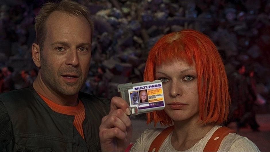 The fifth element/ El quinto elemento. (Foto: oficial)