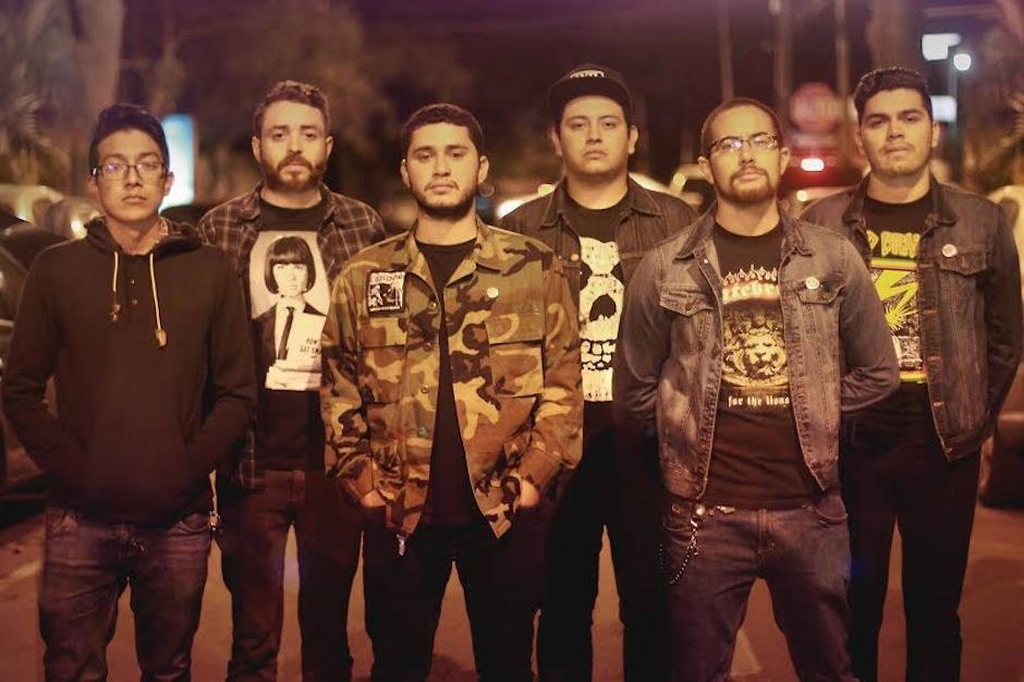 Casa Paraíso es el nuevo sencillo de The Killer Tomato. (Foto: Selene Mejía/Soy502)