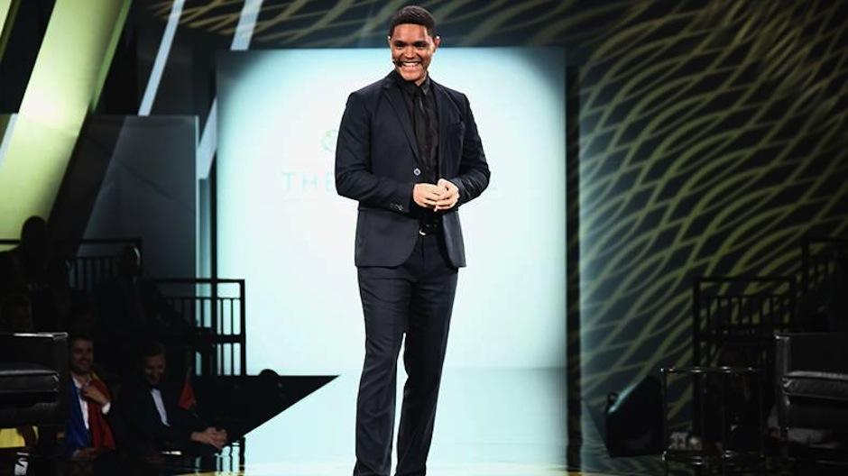 El conductor y comediante Tervor Noah se encargó de amenizar el show. (Foto: The Venture)
