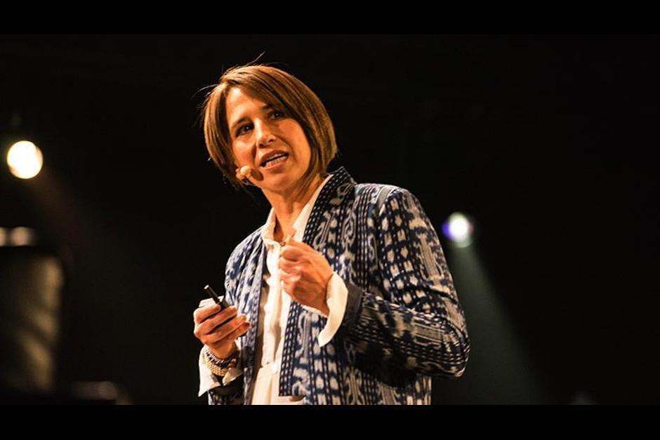 María Pacheco se ha convertido en la primer mujer en presidir el Encuentro de Empresarios. (Foto: Archivo/Soy502)