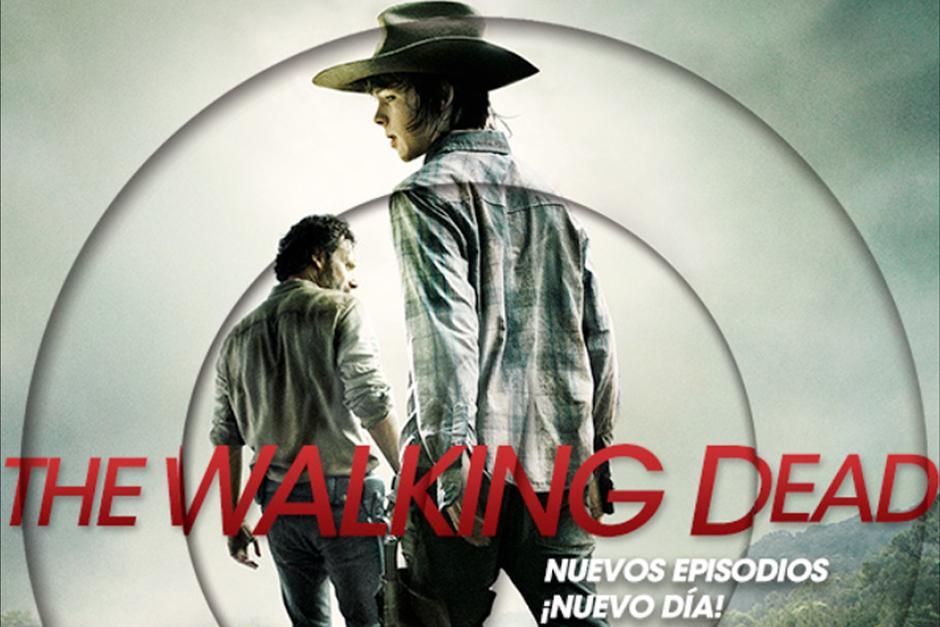 Se estrena la cuarta temporada de The Walking Dead | Soy502