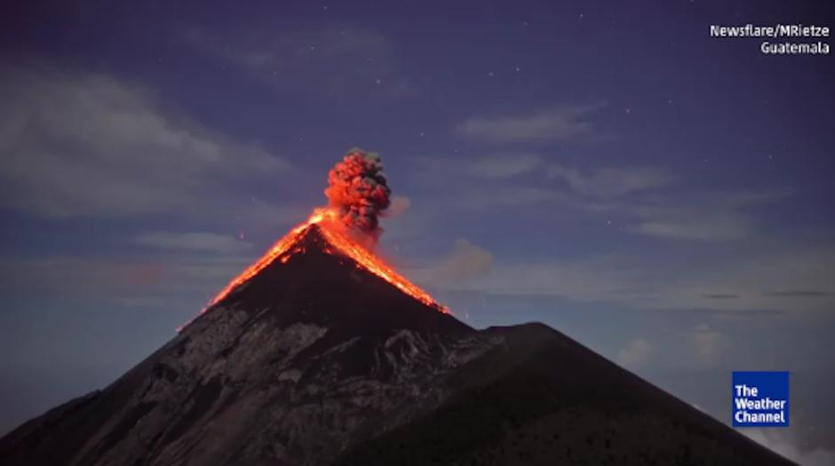 La belleza de nuestra Guatemala luce hermosa. (Foto: The Weather Channel)
