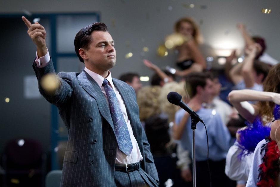 The Wolf of Wall Street: un agente de bolsa no quiere cooperar en un caso de corrupción en Walll Street. (Foto: Spettacolinews)