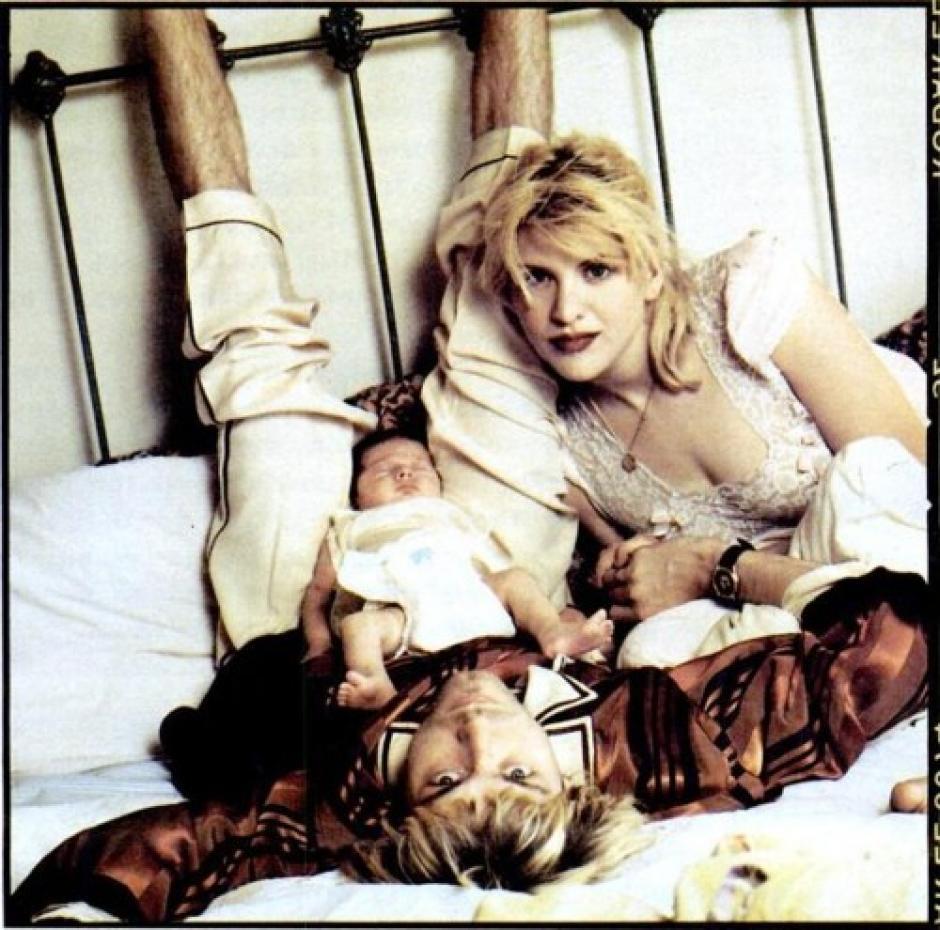 Junto a Courtney Love tuvo a la pequeña Francis Bean Cobain, quien tiene actualmente 21 años