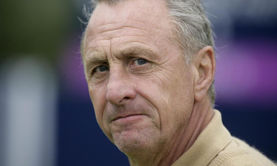 Johan Cryuff tiene 68 años