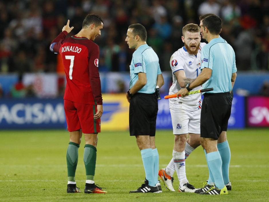 El encuentro terminó con empate a un gol. (Foto: thescore.com)