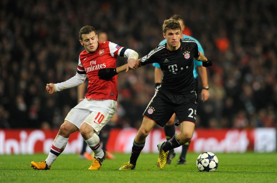 El actual campeón Bayern Munich dejó en el camino al Arsenal en la edición anterior de la Champions